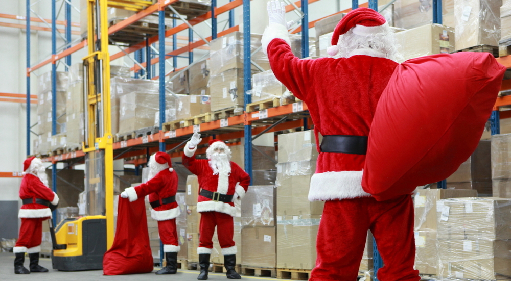 More Temporary Shift Workers Ready for Christmas
