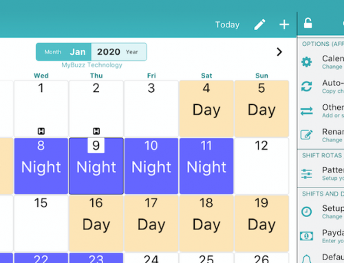 Set Up Your Shift Pattern in MyShiftPlanner
